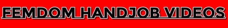 Femdom Handjob Videos Logo